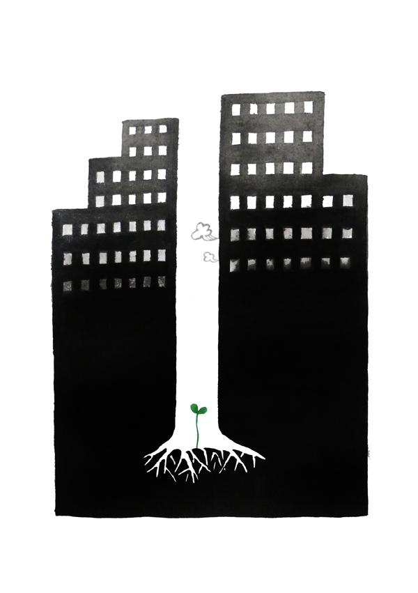 环保漫画大集合