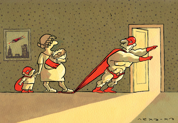 02 Aleksey Kivokourtse 《Superman》 俄罗斯s.jpg